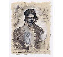 Delacroix's Portrait Photographic Print