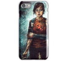 Elie - The Last of Us iPhone Case/Skin