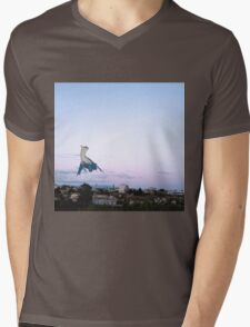Latios blue sky Mens V-Neck T-Shirt
