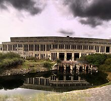 Abandoned south fremantle powerstation  by MarcRusso