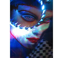 Light  Rogue Of The Inner World Photographic Print