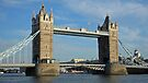 London tower bridge by EblePhilippe