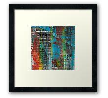 New York Series 2015 030 Framed Print