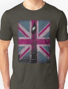 Union Jack and Big Ben T-Shirt