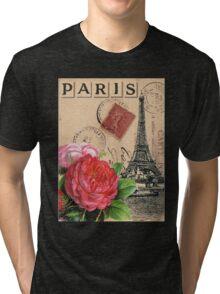 Paris II Tri-blend T-Shirt