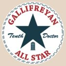 Gallifreyan All Star by robotrobotROBOT
