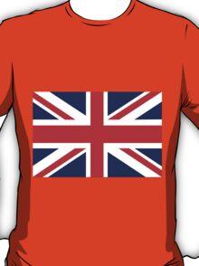 Union Jack Flag - United Kingdom T-Shirt