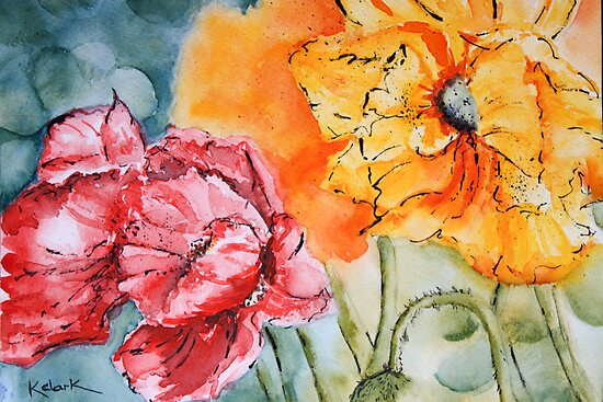 Poppy's by Kay Clark