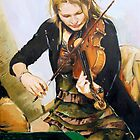 The Violinist by conchubar