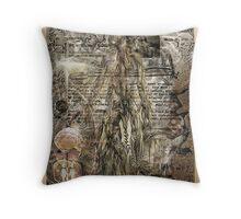 Alien Anatomy evidence exposed !! Throw Pillow