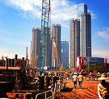 Construction by Winnie L.