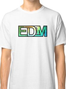 EDM color Classic T-Shirt