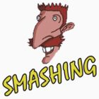 Nigel Thornberry - Smashing! by awbrunning