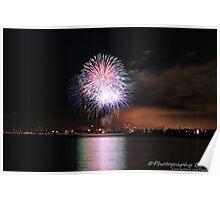 M.S.C fireworks 2011 -1 Poster