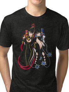 Bayonetta - Umbra Witch - A Tri-blend T-Shirt