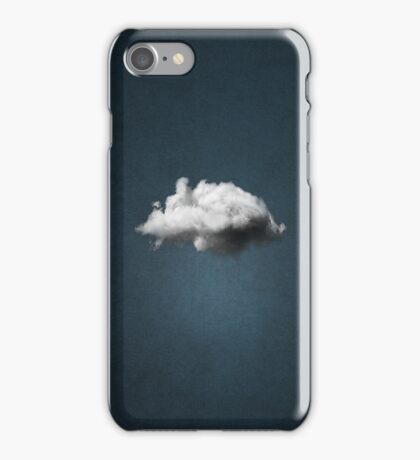 WAITING MAGRITTE iPhone Case/Skin