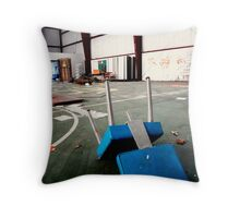 No Lessons Learned Throw Pillow