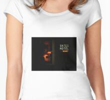The Bates Motel Women's Fitted Scoop T-Shirt
