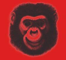 Monkey Chinese Zodiac Monkey Year of The Monkey Symbol Kids Tee