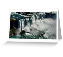 Niagara Falls II Greeting Card