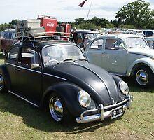 VW Beetle by Teresa Lewis