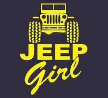 Jeep Girl Yellow Hoodie