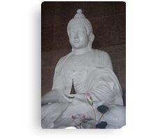 Buddha, Singapore Canvas Print