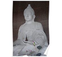 Buddha, Singapore Poster