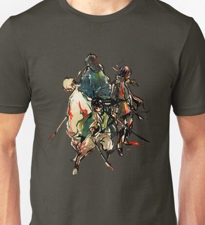 Gintama - Joui Monogatari Unisex T-Shirt