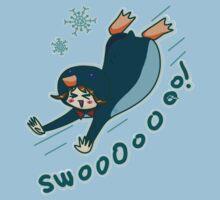 Penguin Kigurumi Kids Clothes