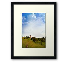 Broadway Tower, The Cotswolds, England Framed Print