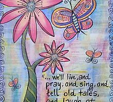 Cordelia's Butterflies by GroovyGal