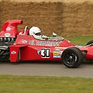 March F1 Car by JohnBuchanan