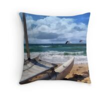 Simple Pleasures II Throw Pillow
