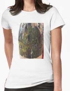 Chateau Du Pape Womens Fitted T-Shirt