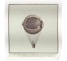Eye Balloon Poster