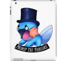 Mudkip The Fabulous iPad Case/Skin