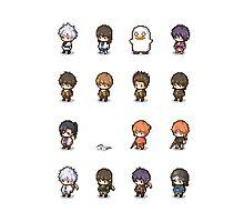 Pixel Gintama set by banafria