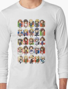 Hetalia Group Long Sleeve T-Shirt