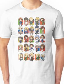 Hetalia Group Unisex T-Shirt