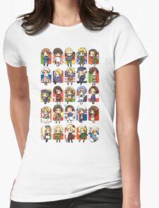 Hetalia Group Womens Fitted T-Shirt