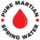 Pure Martian Spring Water by typeo