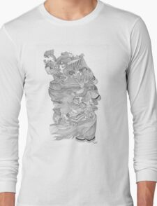 Daydreaming with Ink Long Sleeve T-Shirt