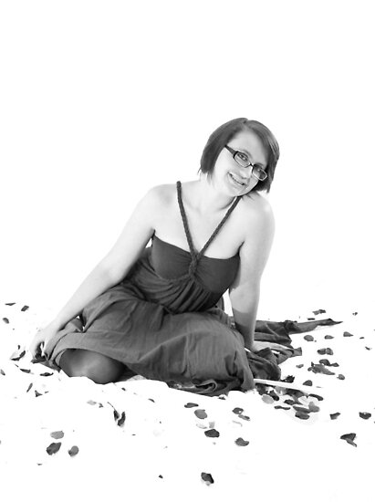 Vivian Portrait 5, Dance of Life Part 5 by Corri Gryting Gutzman