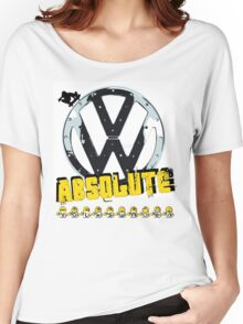 Vw Emoticon ABSOLUTE Women's Relaxed Fit T-Shirt