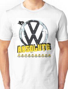 Vw Emoticon ABSOLUTE Unisex T-Shirt