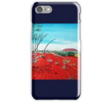 From a Distance, Australia iPhone Case/Skin