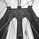 The Brooklyn Bridge by Michelle Callahan