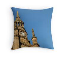 St George's-Tron Church Throw Pillow