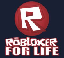 Robloxer For Life One Piece - Long Sleeve